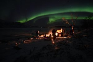 Abisko Vacation Package - Northern Lights