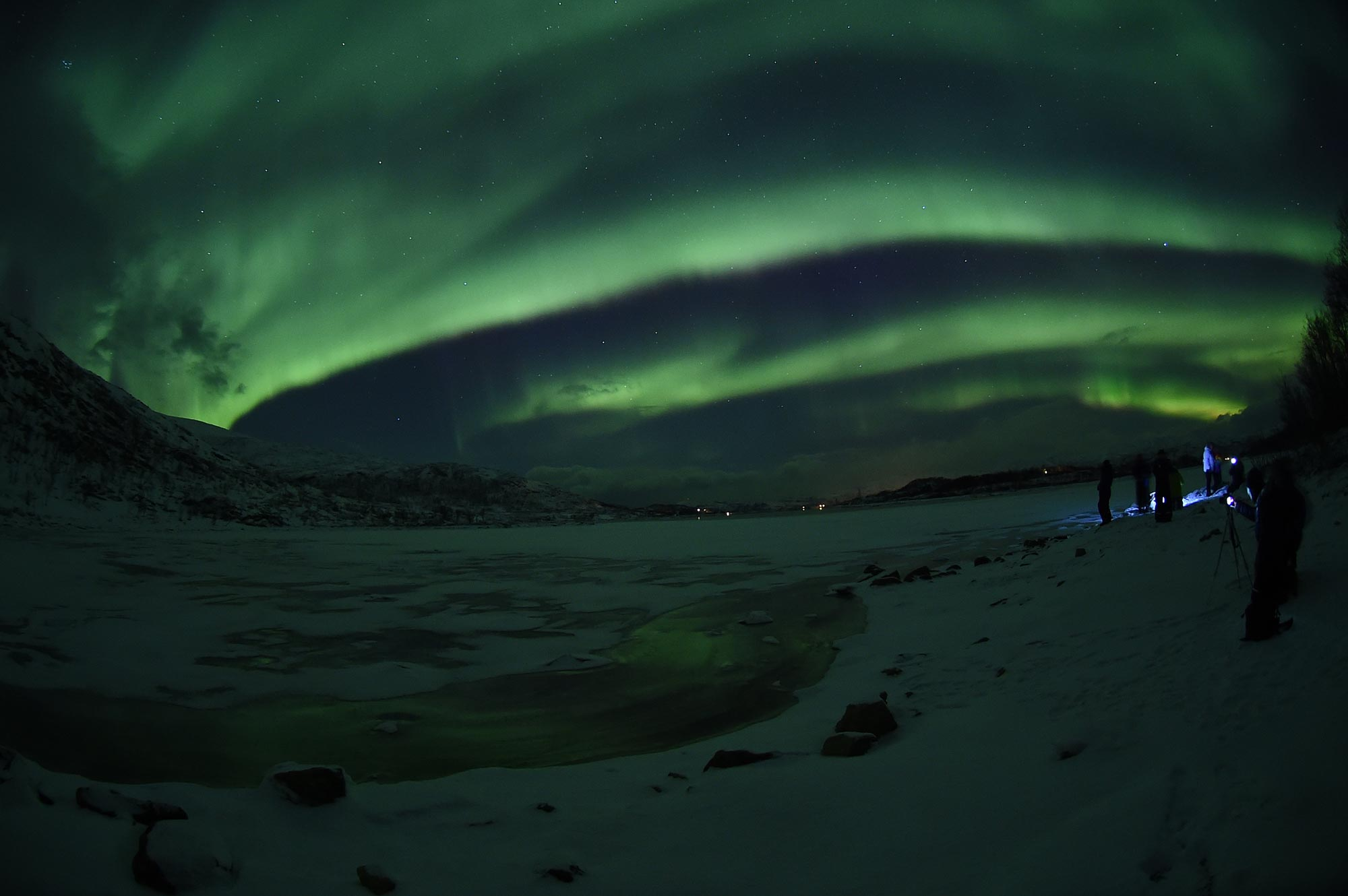 Northern Lights Holiday Packages - Abisko - Swedish Lapland