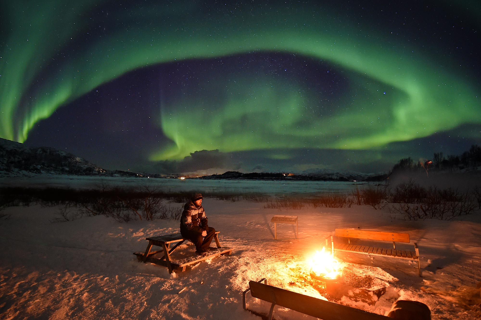 Abisko Northern Lights Tour and Holiday Packages
