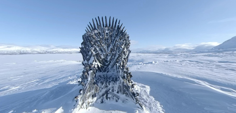 bjorkliden abisko game of thrones