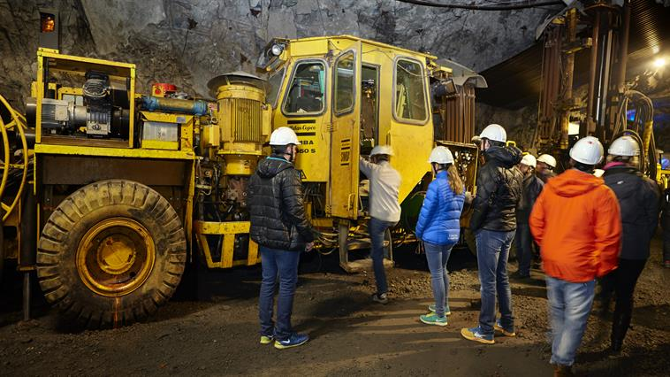 Things to do in Kiruna - Mining