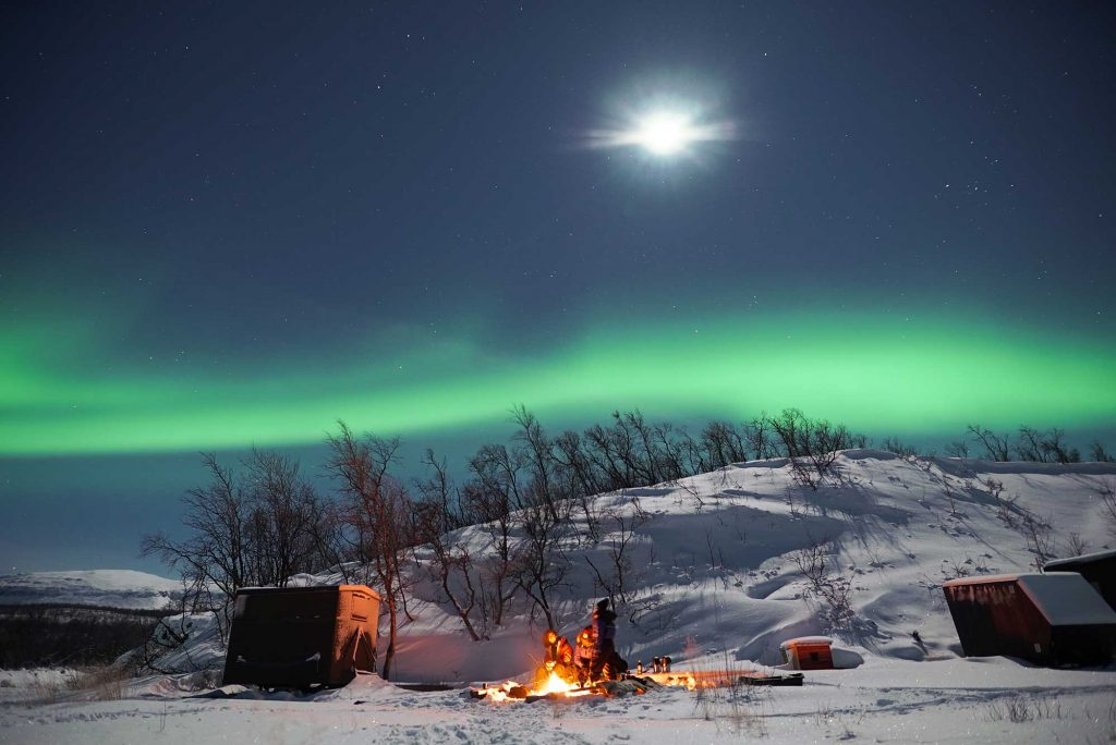 Things to do in Kiruna - Northern Lights Tour
